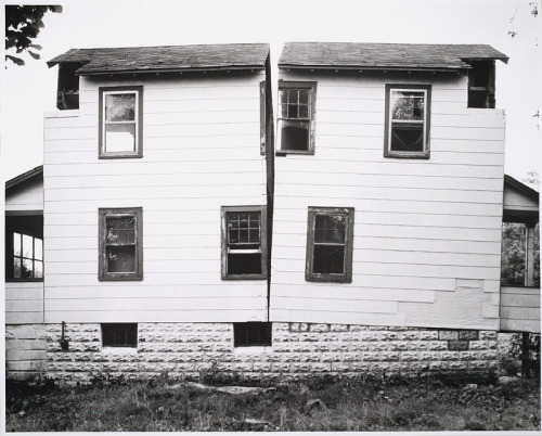 """Building Cuts""/ Gordon Matta-Clark."